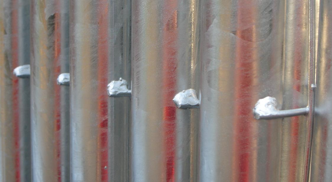 ponorné žárové zinkování